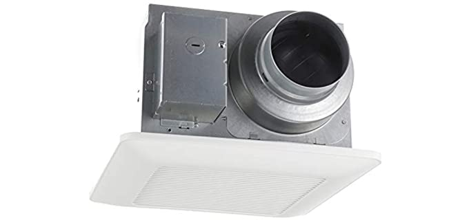 Panasonic Whisper Ceiling -  SmartFlow Shower Fan
