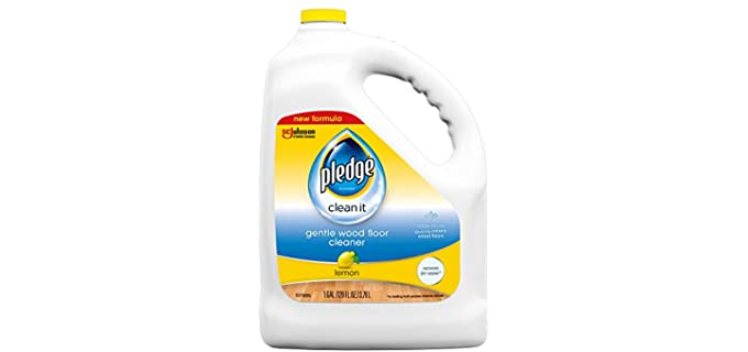 Pledge Safe and Gentle - Shower Floor Cleaning Solution