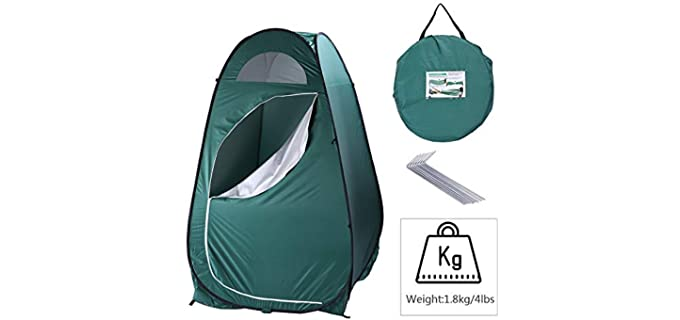 DUPOINT Instant - Shower Tent