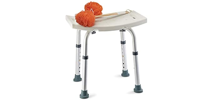 Medical King Anti Bacterial - Elderly Shower Chair