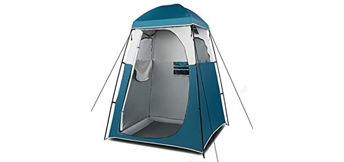VINGLI Utilitent - Shower Tent