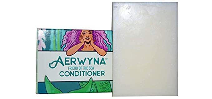 AERWYNA Ocean-Mist - Solid Vegan Conditioner Bar