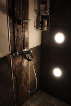 lighted shower