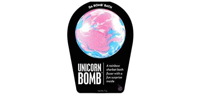 Da Bomb Rainbow - Best Bath Bombs For Kids