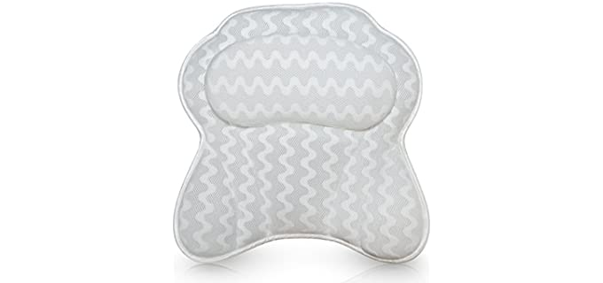 Bath Haven Extra Support - Luxurious bath pillow