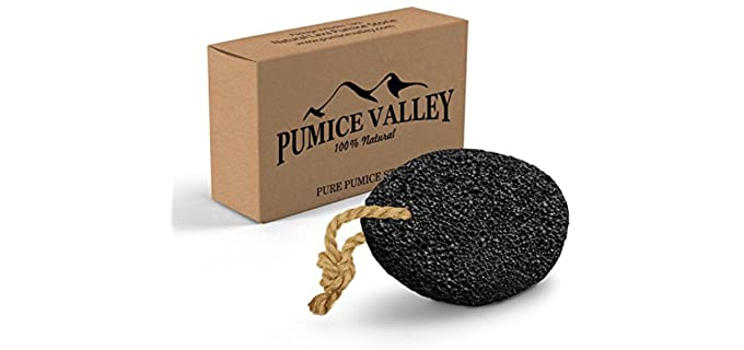 Valley Store Callus Remover - Pumice Stone for Feet