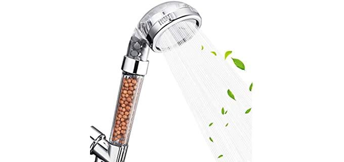 Nosame Filter - Stream Ionic Shower Head