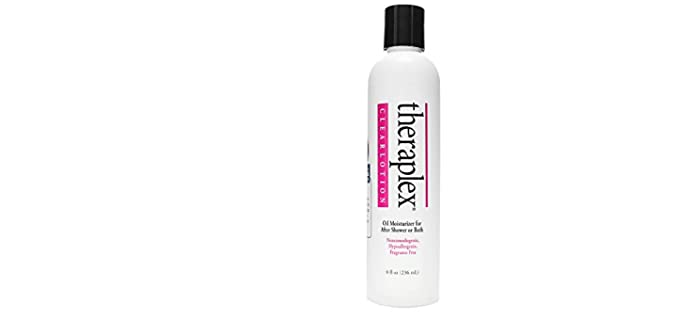 Theraplex Emollient - Clear After Shower Lotion For Dry Skin