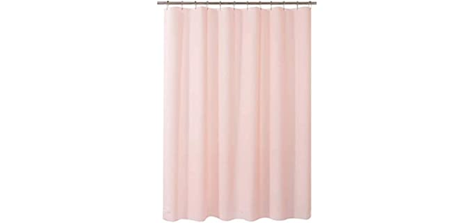 AmazerBath Thick - Vinyl Shower Curtain