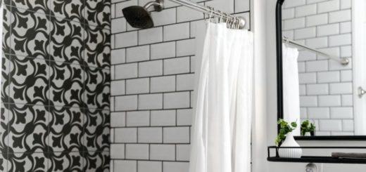 vinyl shower curtains