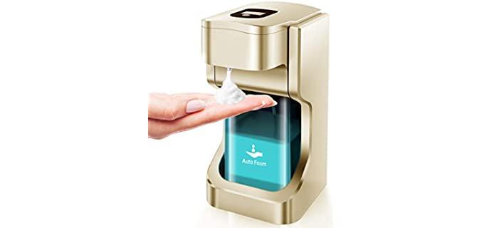 Sanp Sensor - Infrared Automatic Soap Dispenser