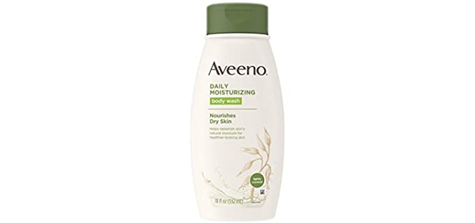 Aveeno Oats - Emollient Body Wash