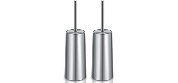 WITAIR Matte - Steel Toilet Brush