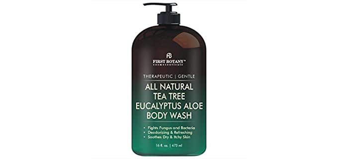 First Botany Tea Tree - Best Smelling Body Wash