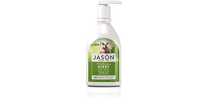 Jason Clove - Herbal Best Smelling Body Wash