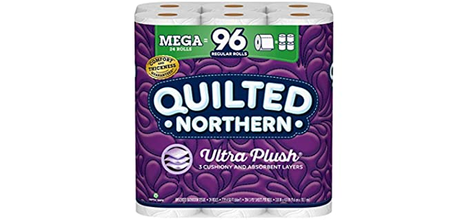Quilted Northern Ultra Plush - Regular Toilet Paper