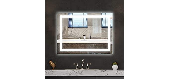 HAUSCHEN HOME Multi-Light - No UV Bathroom Mirror