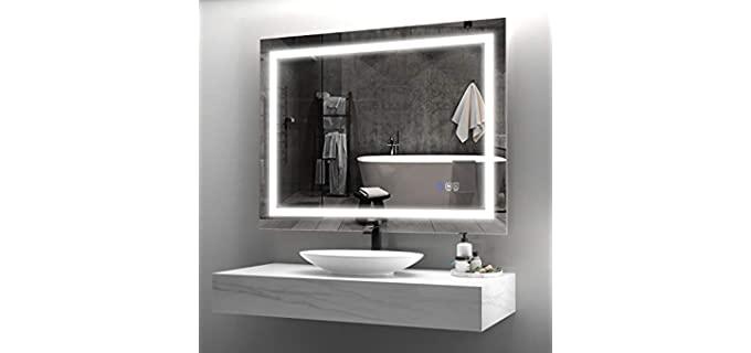 ANTEN Copper Free - Easy Install Bathroom Mirror