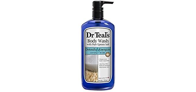 Dr. Teal's Epsom Salt - Calming Body Wash