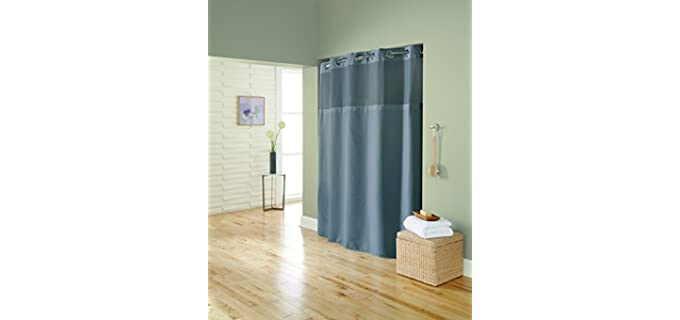Hookless Square - Hookless Shower Curtain