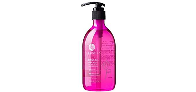 Luseta Rose Oil - Body Wash
