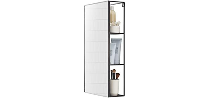 Umbra Cubiko Storage Unit - Modern Medicine Cabinet