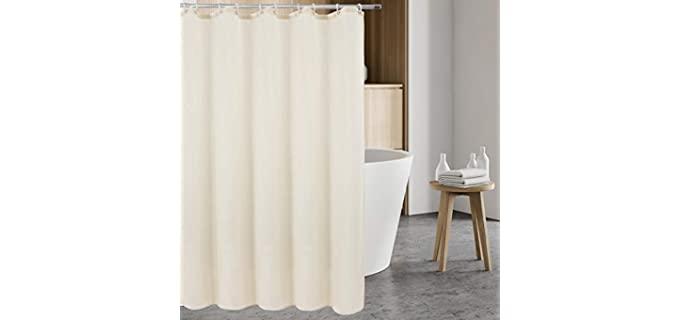 Ysohq New Silk Road - Microfibre Shower Curtain