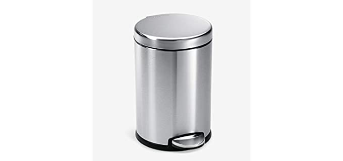 Simplehuman Gallon - Waste Basket Bathroom