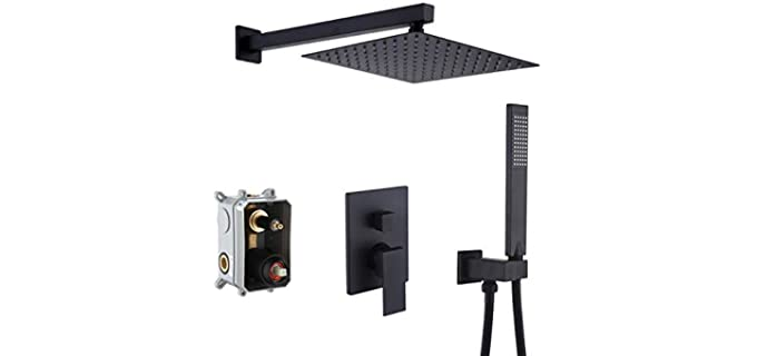 KES All Metal - Shower Faucets Sets