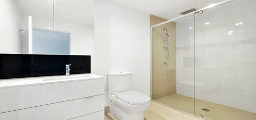 Over the Toilet Storage Cabinet