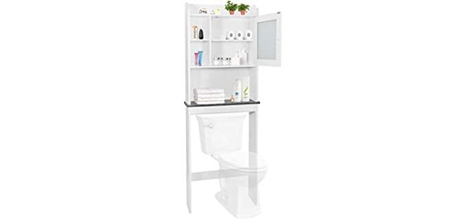 SUPER DEAL Multipurpose - Modern Bathroom Storage Cabinet
