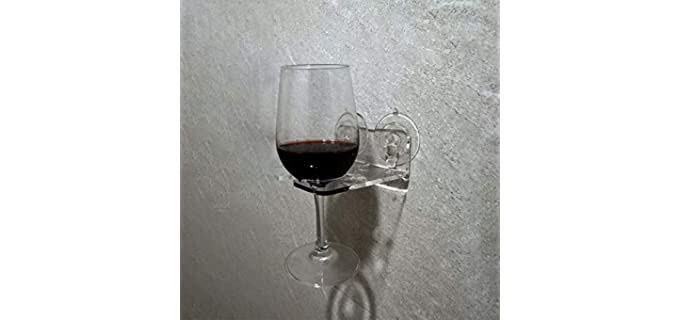 Seatery Wall Suction - Shower Drink Holder