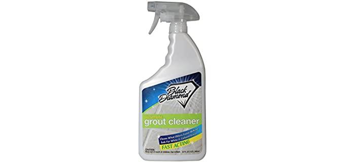 Black Diamond Spray - Best Tile Cleaner For Shower