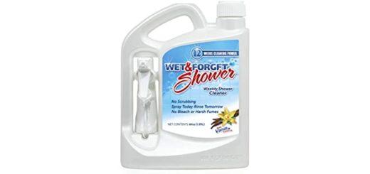 Forget Shower Cleaner