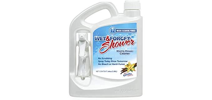 Wet & Forget Bleach-Free - Shower Tile Cleaner