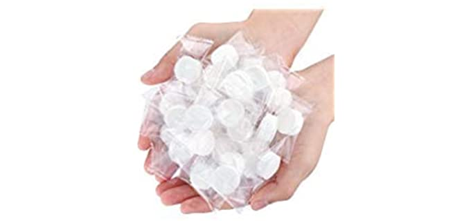 Esowemsn Portable - Compressed Cotton Towels