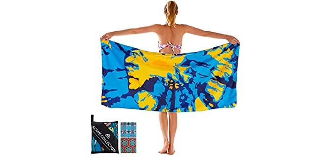 AKASO Sand-Free - Oversized Quick Dry Towel