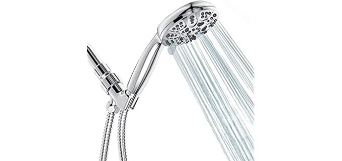 WASSA Adjustable - Powerful Shower Head
