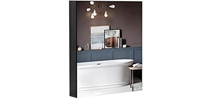 B and C Large Storage - Bathroom Medicine Cabinet