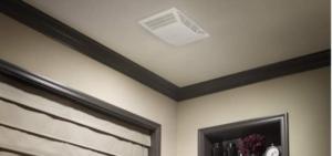 Bathroom Heater Fan