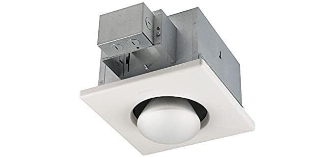 Broan-Nutone White - 250W Ceiling Bathroom Heater