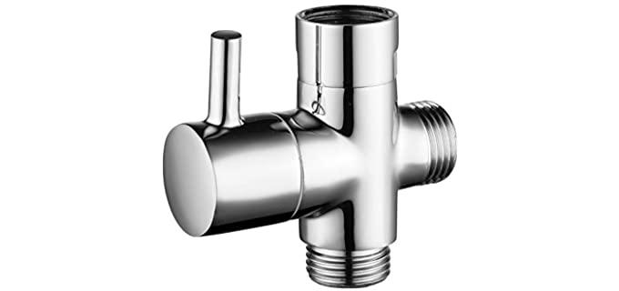 Ciencia Universal - 3 Way Brass Shower Diverter Valve