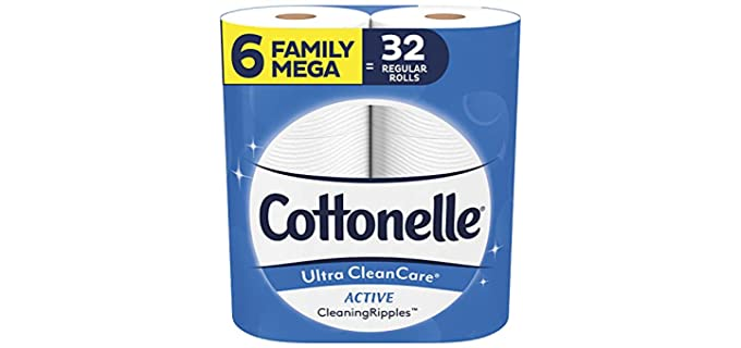 Cottonelle Ultra - Toilet Paper