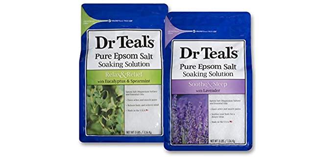 Dr. Teal's Epsom Salt - Bath Salts