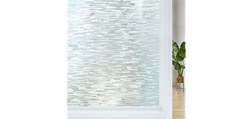 Frosted Glass Film for shower doors