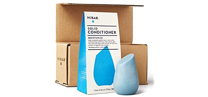 HiBAR Moisturizing - Solid Conditioner Bar