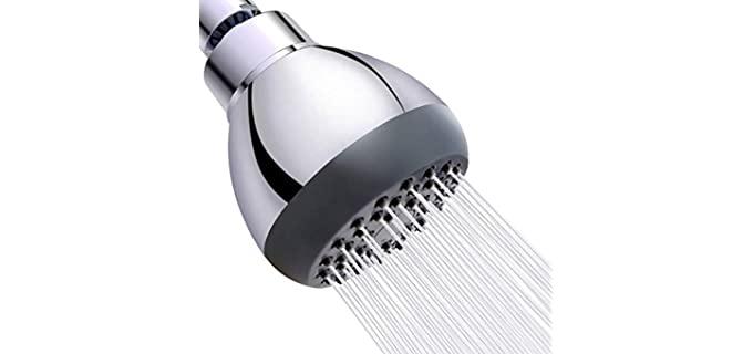 Kixnor 5-Setting - ABS Shower Head
