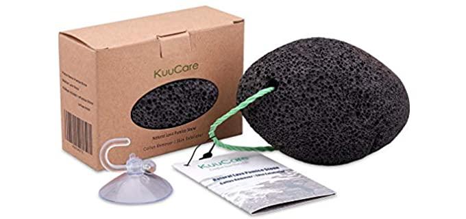 KuuCare  - Pumice Stone for Your Feet