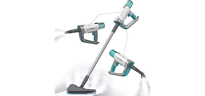 PurSteam Chemical Free - Pressurized Steam Cleaner