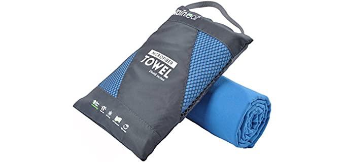 Rainleaf Microfiber - Camping Towels